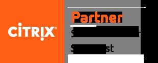 Citrix Partner Orange