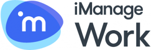 iManage Work Logo
