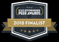 Lisa Stone, Cornerstone.IT ILTA Distinguished Peer Awards 2018 Finalist