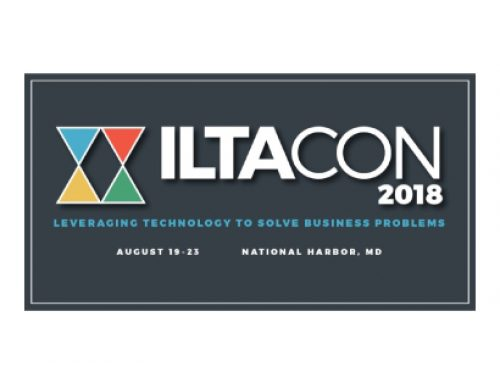 Congratulations to all the ILTACON 2018 Finalists and Winners!