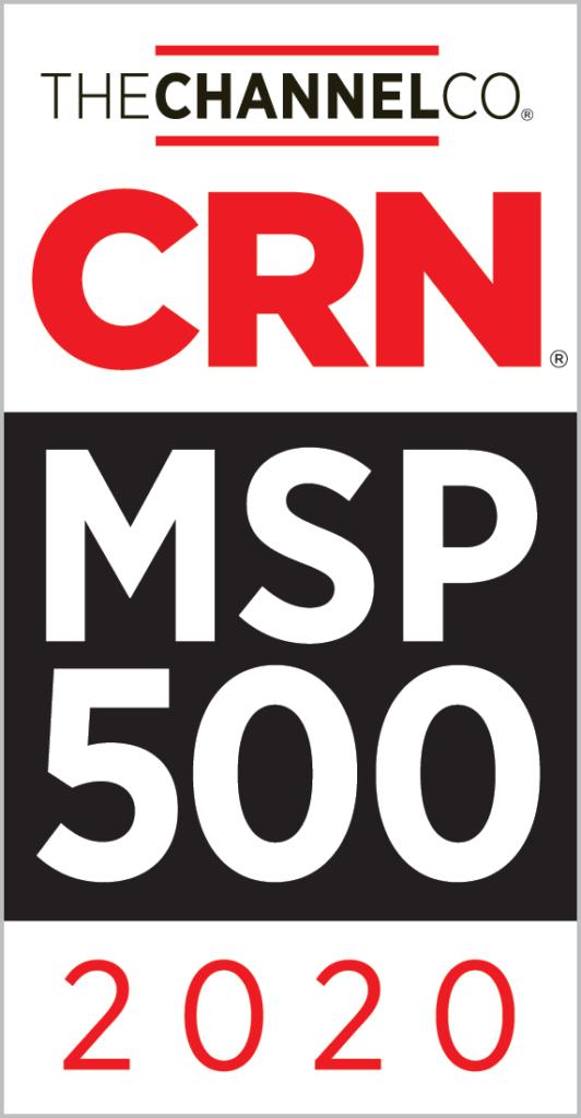 CRN MSP 500 2020 Award