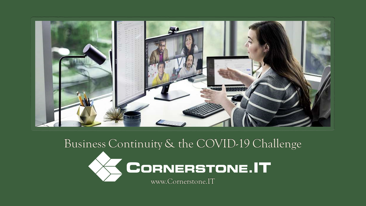 Business Continuity vs COVID-19 Featured Image