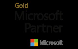 Microsoft Gold Partner badge