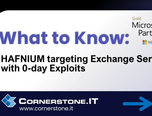 What to know about HAFNIUM Targeting Exchange Servers with 0-day exploits