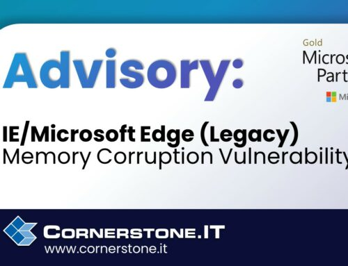 Advisory: IE/Microsoft Edge (Legacy) Memory Corruption Vulnerability